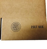"Vanguard 25 Count Box - Box Only - 10"" x 10"" x 5"""
