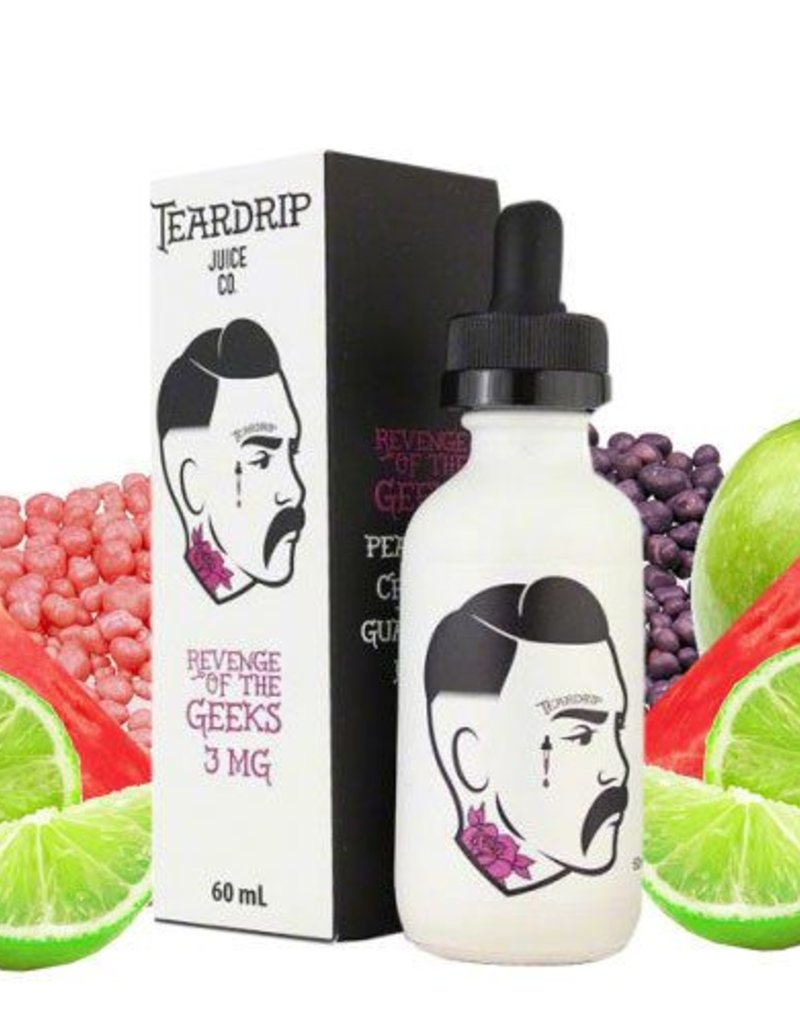 TearDrip Juice Co. Tear Drip Juice Co - Revenge Of The Geeks