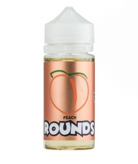 Rounds Eliquid Rounds E-Liquid - Peach