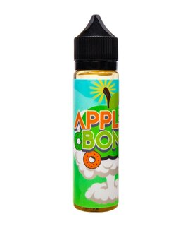 In Your Face E-juice - Apple Bomb