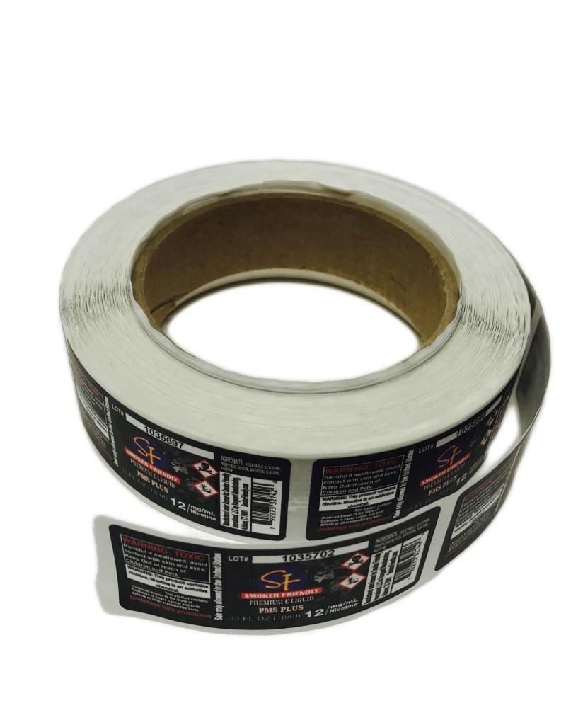 """Vanguard Label Roll Core - 3.020"""" ID x .125"""" THK x 1.00"""" W"""