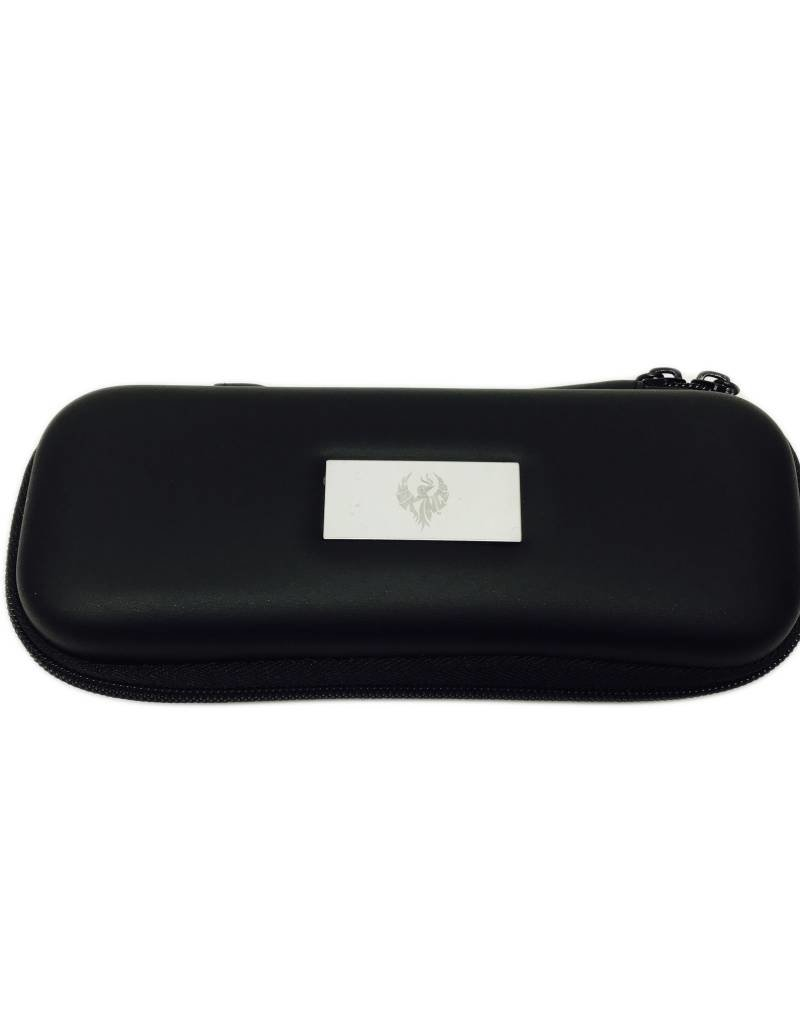 """Smokin Crow Zipper EGO Case - M3 - Black - NOM. 7""""x 3"""" x 1.5"""""""
