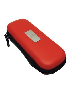 "Smokin Crow Zipper EGO Case - M3 - Red - NOM. 7""x 3"" x 1.5"""