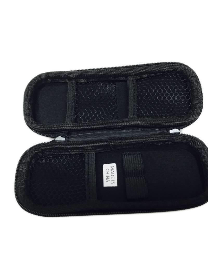 """Smokin Crow Zipper EGO Case - M3 - Red - NOM. 7""""x 3"""" x 1.5"""""""
