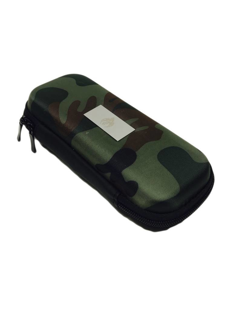 "Smokin Crow Zipper EGO Case - M3 - Camo - NOM. 7""x 3"" x 1.5"""