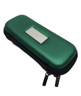 "Smokin Crow Zipper EGO Case - M4 - Green - NOM. 6""x 2.75"" x 1.75"""