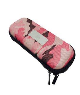 """Smokin Crow Zipper EGO Case - M4 - Pink Camo - NOM. 6""""x 2.75"""" x 1.75"""""""