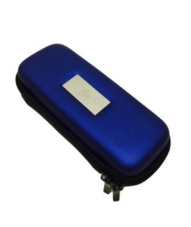 "Smokin Crow Zipper EGO Case - M4 - Blue - NOM. 6""x 2.75"" x 1.75"""