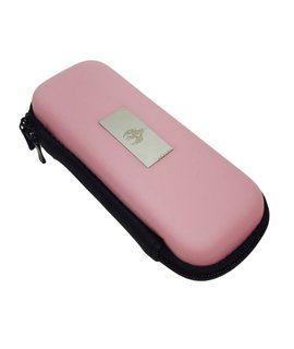 "Smokin Crow Zipper EGO Case - M4 - Pink - NOM. 6""x 2.75"" x 1.75"""