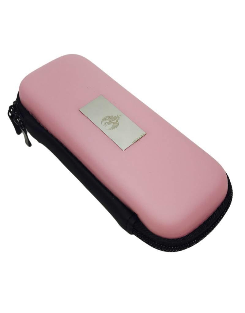 """Smokin Crow Zipper EGO Case - M4 - Pink - NOM. 6""""x 2.75"""" x 1.75"""""""