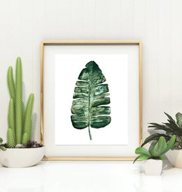 Fox & Wild Banana Leaf Botanical
