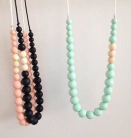 Sweetie Pie Design Co Tiffany Teething Necklace