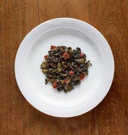 The Monarch Tea Company Pomegranate Hibiscus - Green