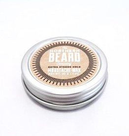 The Northern Beard Company Moustache Wax - Extra Strong Hold
