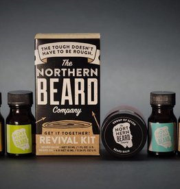 The Northern Beard Company Revival Kit