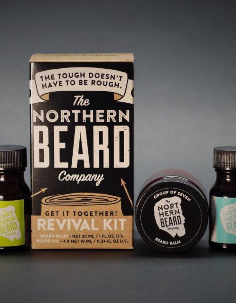 The Northern Beard Company Revival Kit