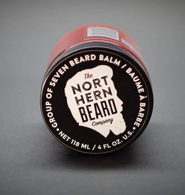 The Northern Beard Company Group of Seven Balm