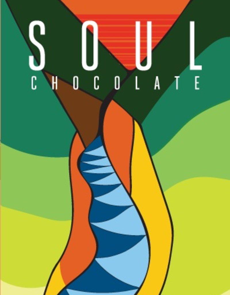 Soul Chocolate Ecuador 75% Dark Chocolate