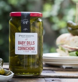 Provisions Food Company Baby Dills