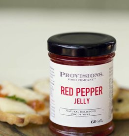 Provisions Food Company Red Pepper Jelly - Mini