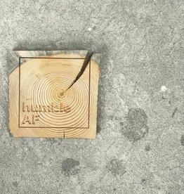 co/create 6x6 wood blocks - humble af