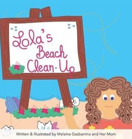 Lola's Beach Clean-Up