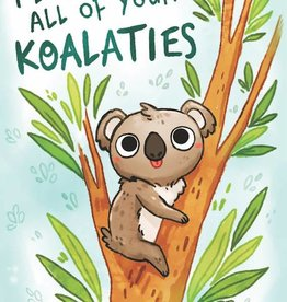 Michelle Scribbles Card - All of Your Koalaties