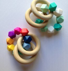 Sweetie Pie Design Co Rattle Teether
