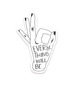 The Five15 Everything Will be OK Vinyl Sticker