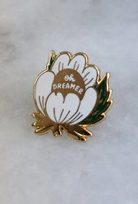Stay Home Club Oh Dreamer Lapel Pin