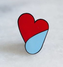 Stay Home Club Lovesick Lapel Pin