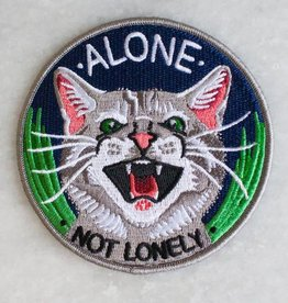 Stay Home Club Not Lonely Patch
