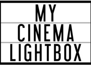My Cinema Lightbox