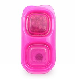 Goodbyn Snack Container, Pink