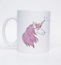 Sea + Lake Paper Co. Vincent the Fantastical Unicorn Mug