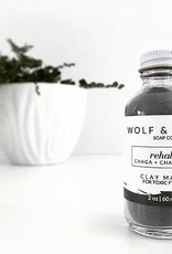 Wolf + Pine Soap Co. Clay Mask / Rehab