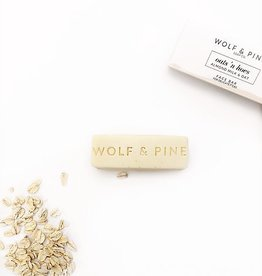 Wolf + Pine Soap Co. Face Bar / Oats 'N Hoes
