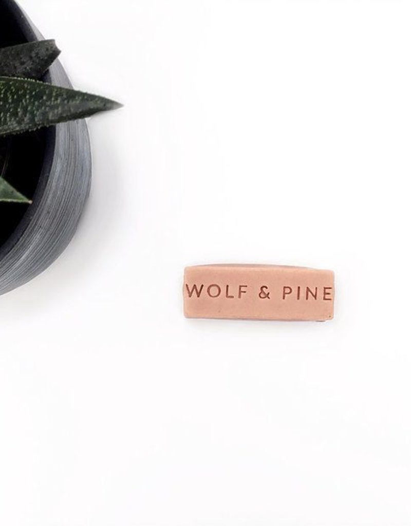 Wolf + Pine Soap Co. Face Bar / Tickled Pink