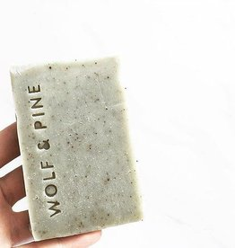Wolf + Pine Soap Co. Body Soap / Fir Patch