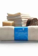 Colibri Organic Cotton Sherpa wash Clothes / 5 pack
