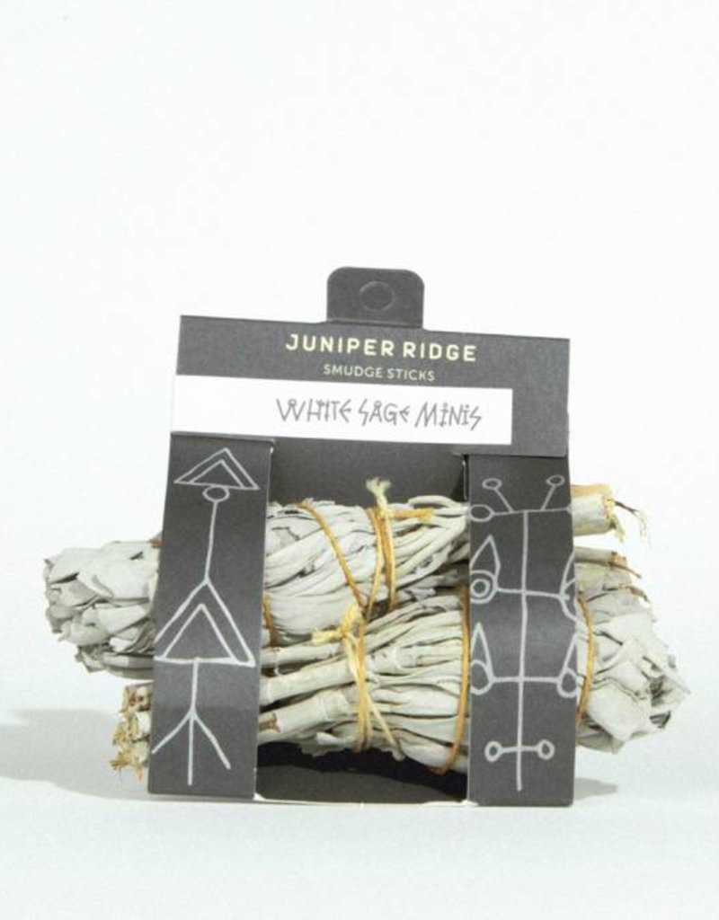 Juniper Ridge White Sage Minis
