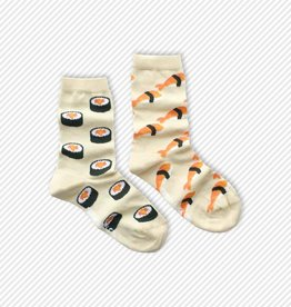 Friday Sock Co. Crew Socks - Sushi