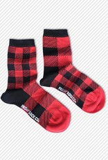 Friday Sock Co. Crew Socks - Plaid