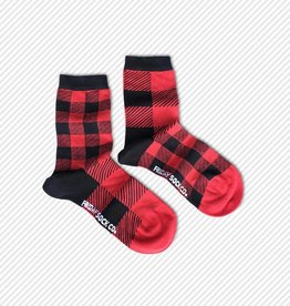 Friday Sock Co. Crew Socks - Plaid
