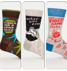Blue Q Blue Q Mens Socks