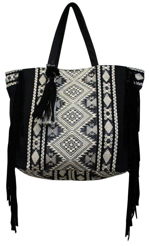 Black/White Bag