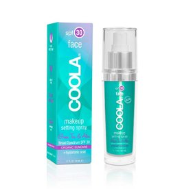 Coola Coola Face SPF 30 Makeup Setting Spray