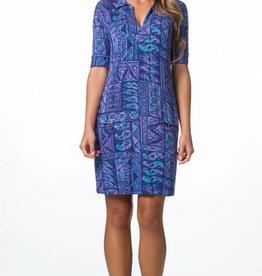 Tori Richard Jaxon Dress Malaga
