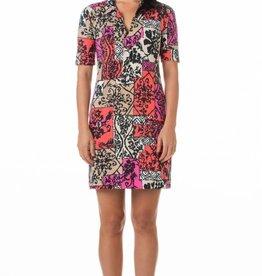 Tori Richard Jaxon Dress Spice