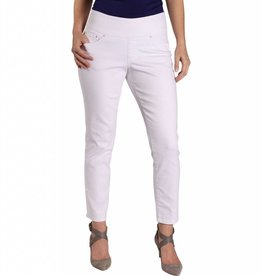 Jag Jag Amelia Ankle Denim White